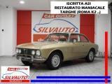 ALFA ROMEO Giulia GT 2000 VELOCE TIPO 105.21 - ISCRITTA ASI