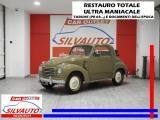 FIAT 500 C TOPOLINO TRASFORMABILE - LA MITICA TOPOLINO
